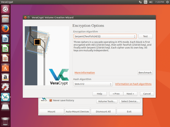 VeraCrypt Encryption