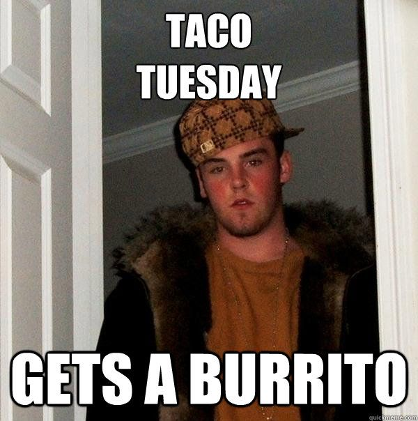 taco tuesday meme