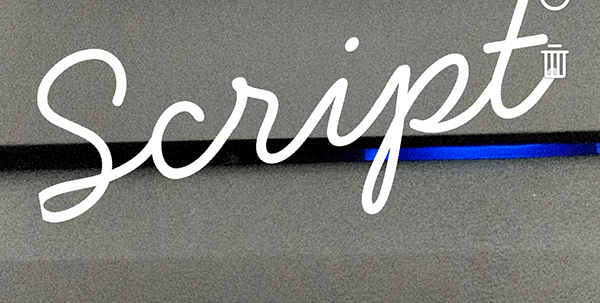 Script Want To Make Your Snap Feel A Bit Fancy Scripts The Font For You Its Far From Bold Though So Might Enlarge Text