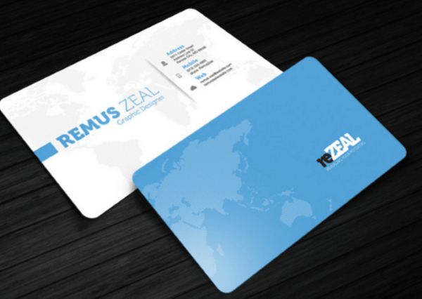High Quality Free Business Card Designs & Mockups