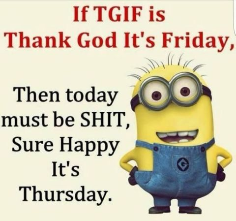 Good Morning Thursday Meme Funny
