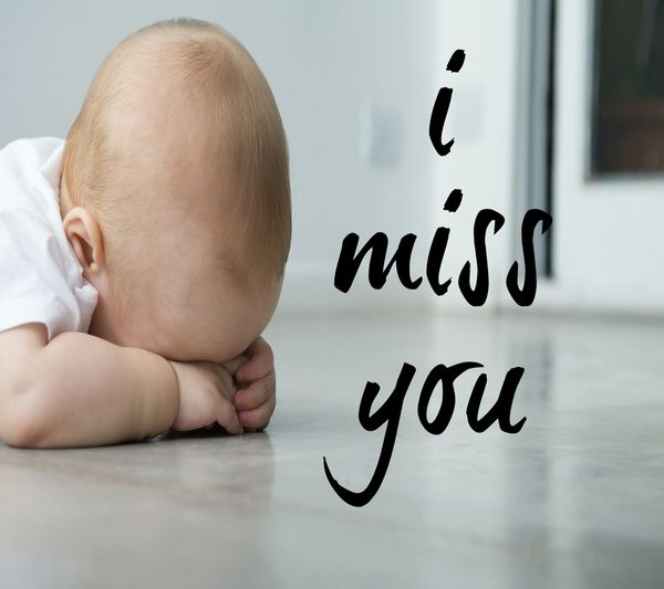 30 I Miss You Quotes - Missing You Quotes | 533x600