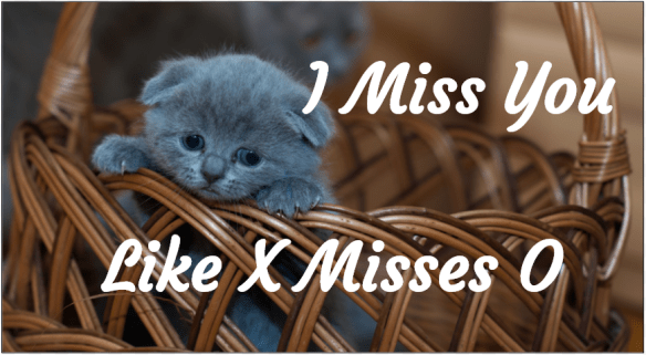 36 I Miss You Like Quotes