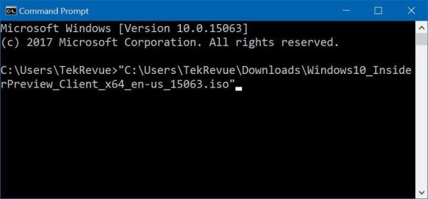 windows 10 cmd paste path