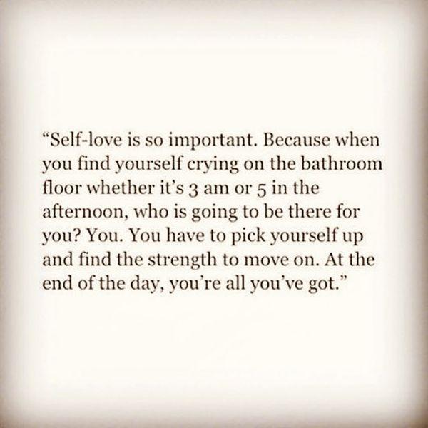 Цитаты про любовь к себе