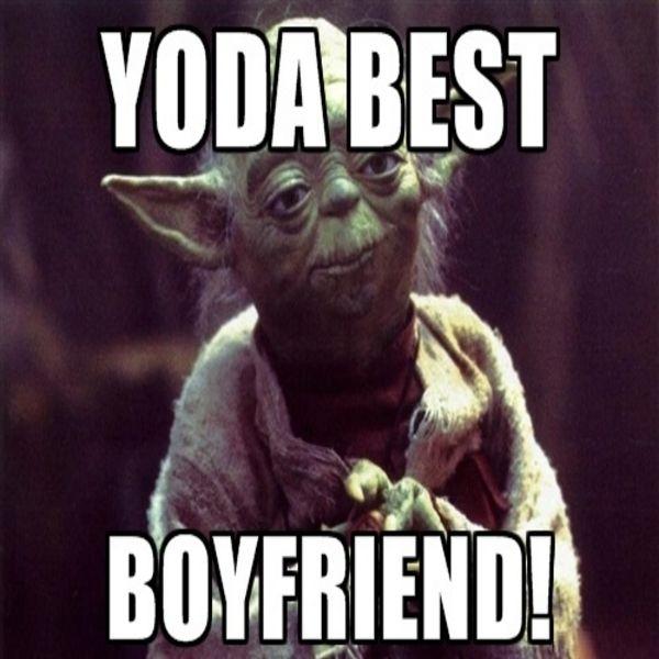 Йода лучший парень