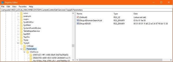 Microsoft Teredo Tunneling Adapter Driver  Windows 10