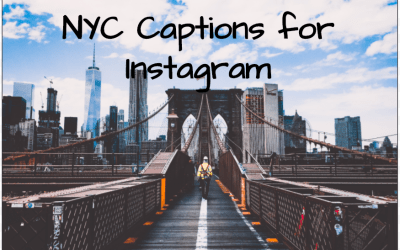 Big Apple Instagram Captions While You Re In New York
