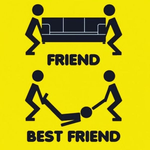 Friend... Best Friend