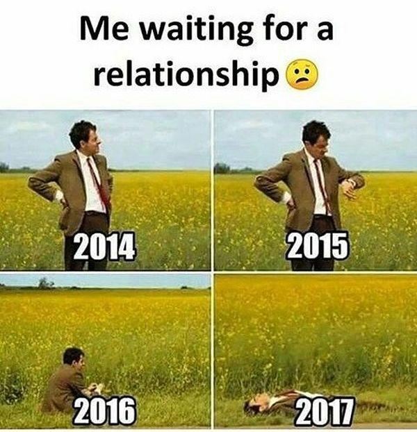 Funny single meme