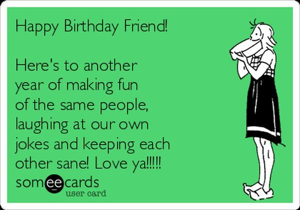 glorious happy birthday best friend meme
