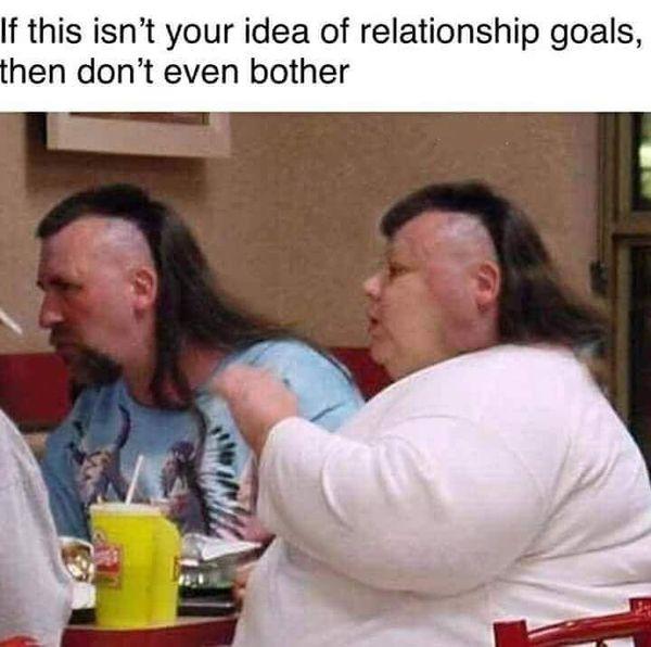 Beautiful couple meme