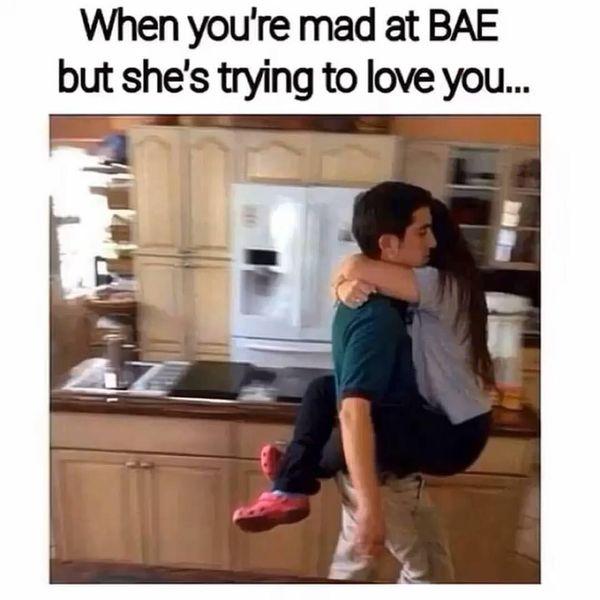 Cute couple meme