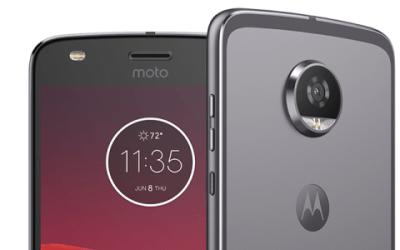 How To Set Wake Up Alarm On Motorola Moto Z2