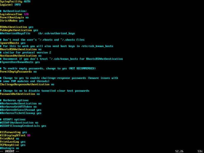 Gitlab SSH config