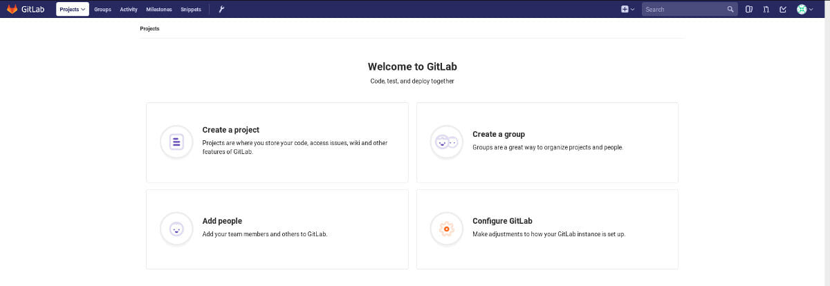 Host Your Own Software Projects With Gitlab