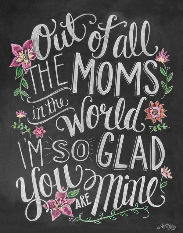 Creative collection of happy birthday mom quotes