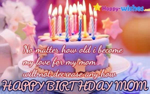 Emotional Happy Birthday Meme for Your Mom