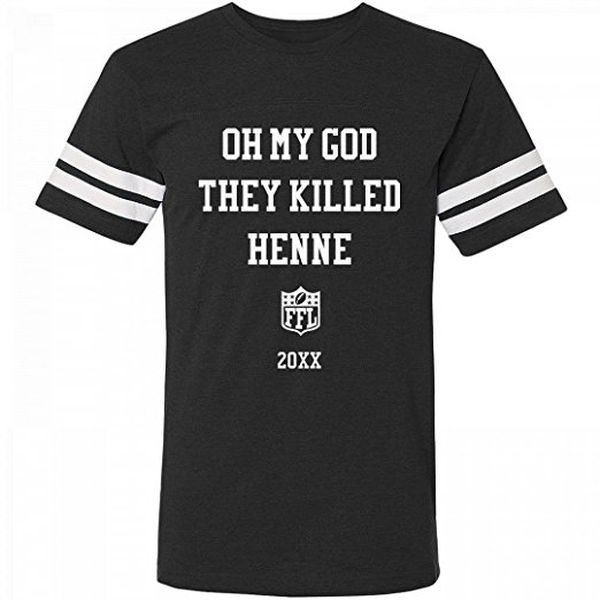 Unisex Football T-Shirt