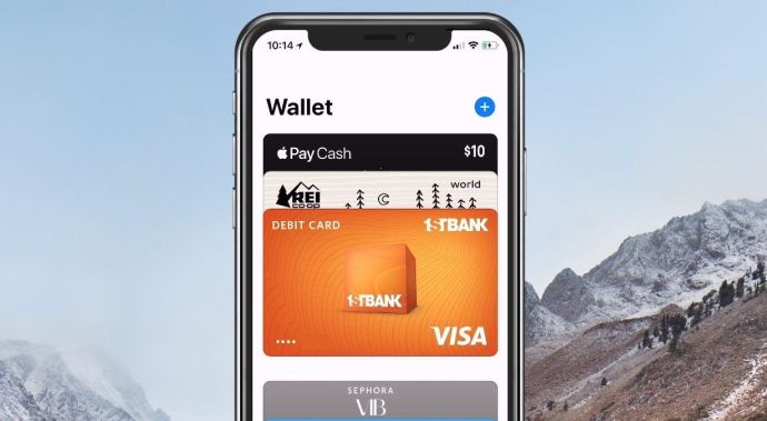 Apple Pay Cash Card