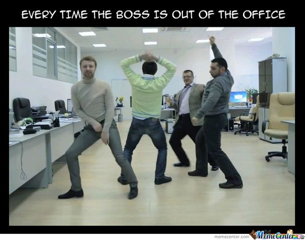 Magnificent Out of Office Meme