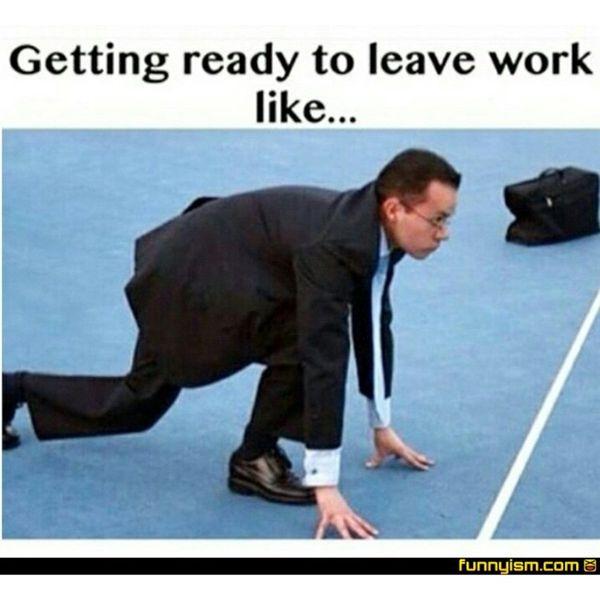 Мем готов уйти с работы