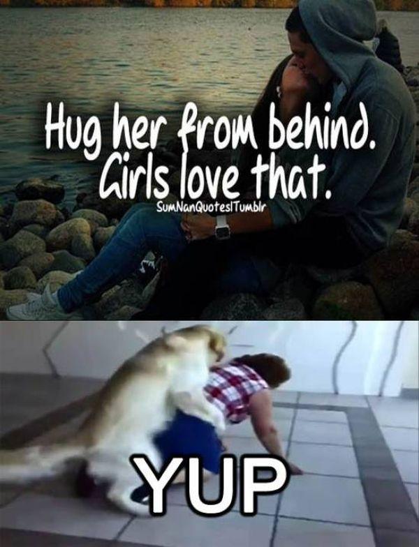 Fresh funny hug images