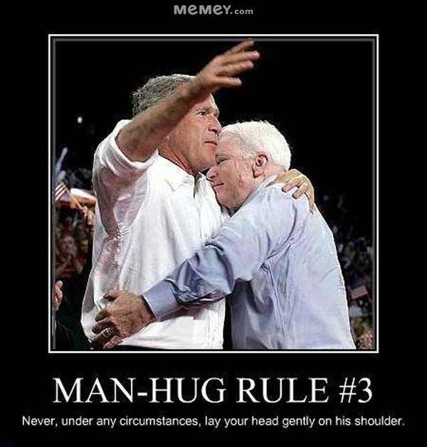 Smooth funny hug photos