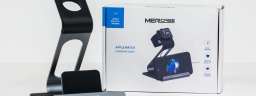 mercase apple watch iphone stand