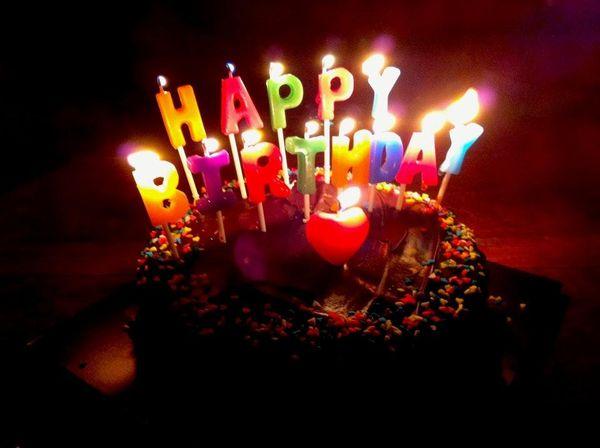 Beautiful photos of birthday cake 4