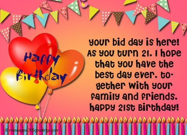 Best Ideas of Happy 21st Birthday Images for Her 2