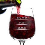 Funny Novelty Wine Glass