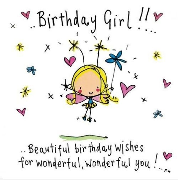 Happy birthday girl images 1