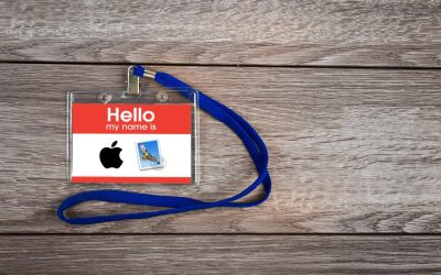 apple mail rename