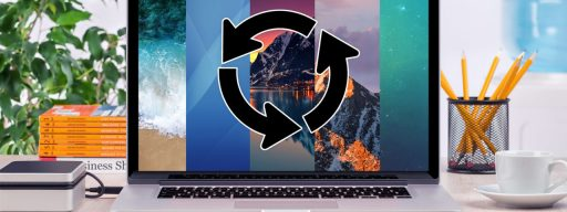 mac change wallpaper automatically