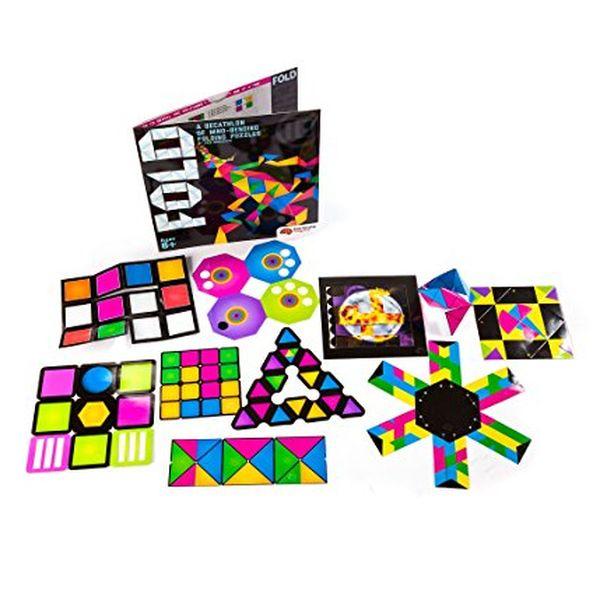 Fold origami brainteaser toy gift for kids