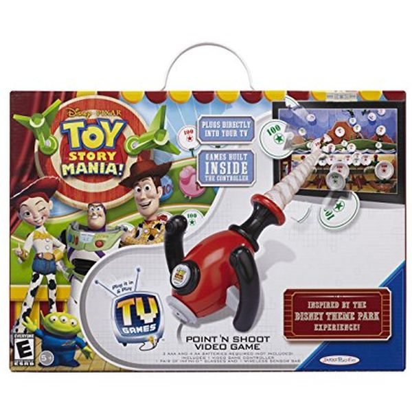 Toy Story video game: toys for eleven year olds