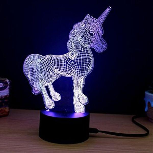 NiceMax Unicorn 3D Lights