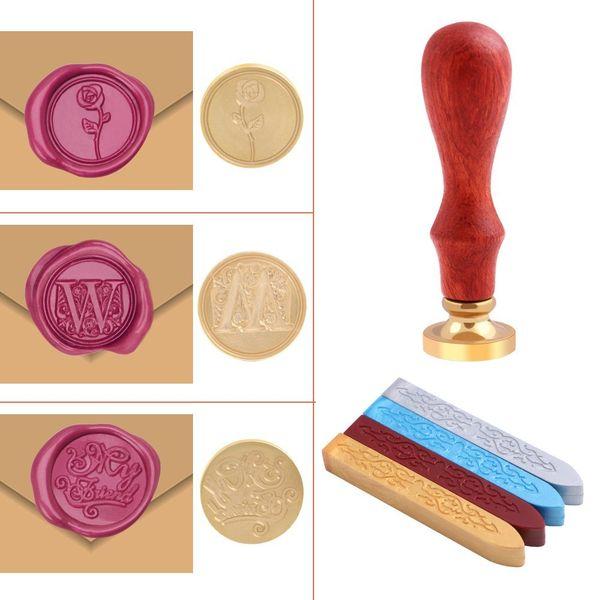 Rockrok Wax Seal Stamp