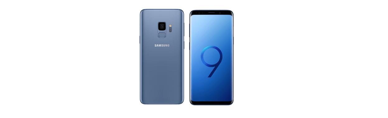 Samsung galaxy s9 plus conexiones