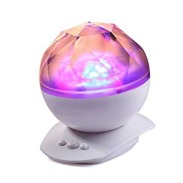 Color Changing Star Projector