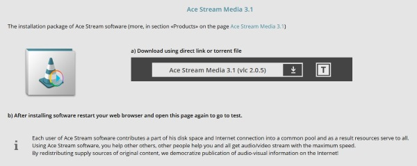 How To Install and Use Ace Stream