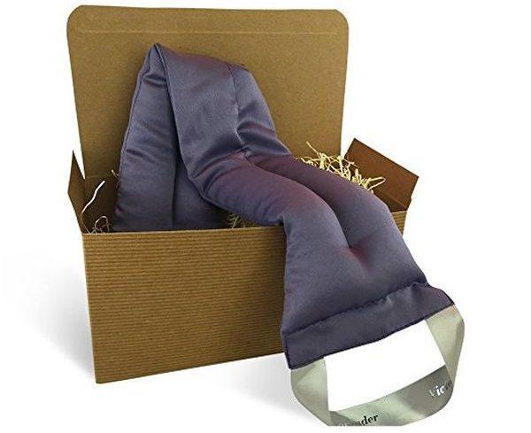 Victoria's Lavender Luxury Neck Wrap