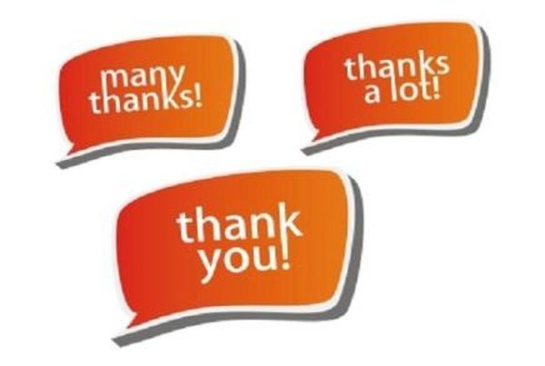 Cool Friendly Images of Thank You Saying Devoted to Your Team