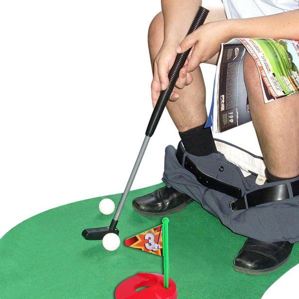 SYZ Toilet Golf