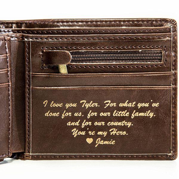 Swanky Banger Wallet