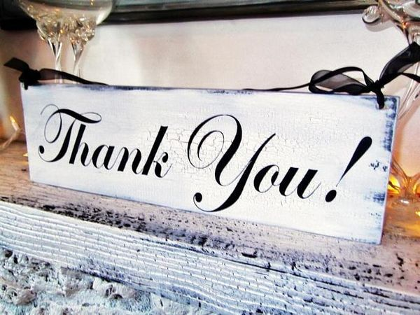 Best Unordinary Thank You Images for Him