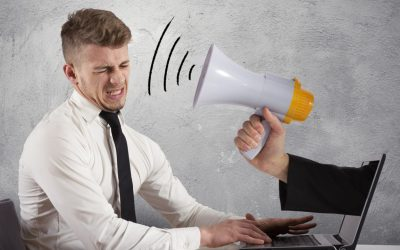 computer sounds loud