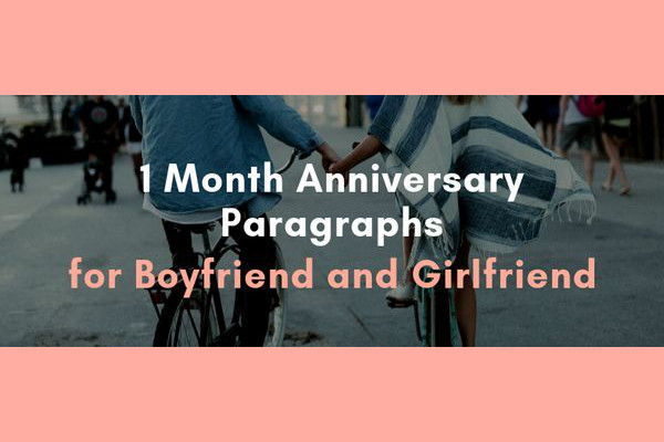 Anniversary ❤️ texts 2021 one month best dating Once Review