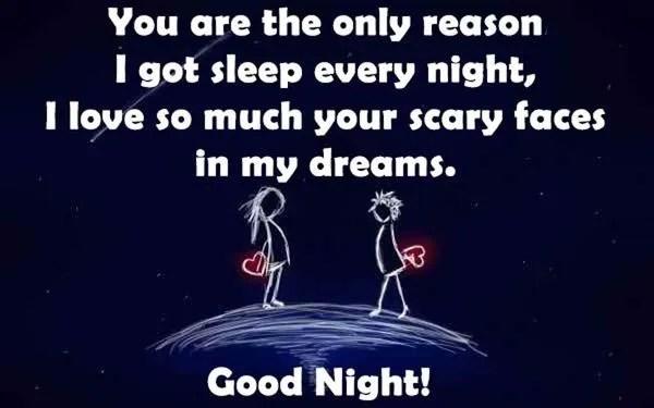 Лучшие изображения с пожеланиями спокойной ночи 2